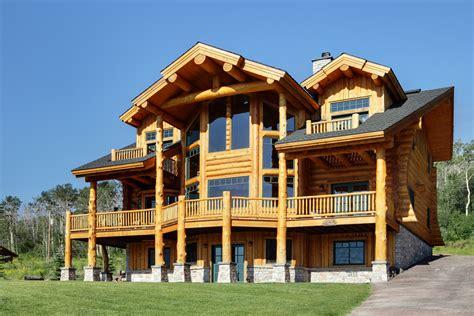 Lewis Homes Floor Plans 33 Stunning Log Home Designs Photographs