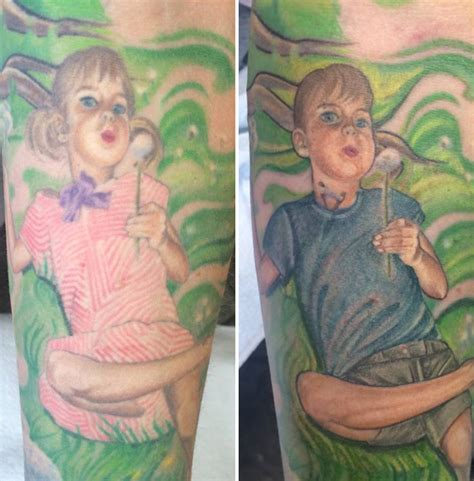 transgender tattoos updated to support transgender bored