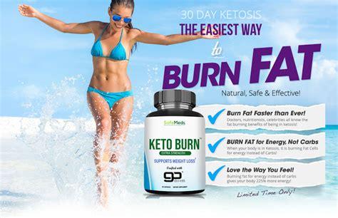 Safe Meds Keto Burn Reviews: Weight Loss Formula