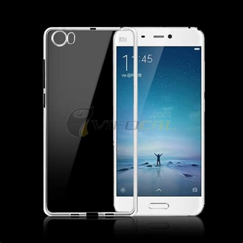 Imak Xiaomi Mi5 Pro Prime Softcase Casing Back Cover Bumper silicone tpu protector back cover for xiaomi mi5