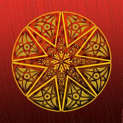 image gallery mandala star pin mandala star on pinterest