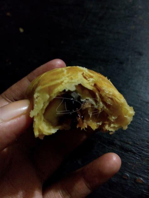 Spatula Lidah Kayu dapur bunda inong bolen pisang tanpa korsvet