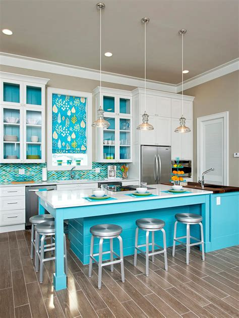 turquoise kitchen ideas pictures of kitchens with white cabinets