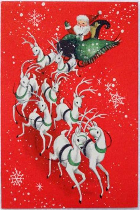 images  christmas card scenes  pinterest vintage holiday vintage greeting
