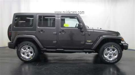 What Year Did 4 Door Jeep Wrangler Come Out Ot What Is Your Overall Opinion On The Jeep Wrangler
