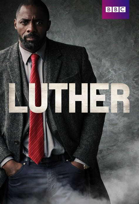 Luther Poster Luther Tv Series Poster Posterspy