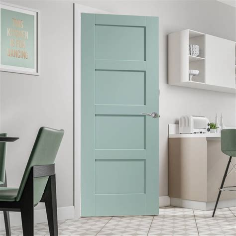prefinished shaker  panel door choose  colour