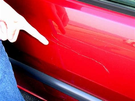 buffing light scratches out of a car how to polish a scratch out of a car