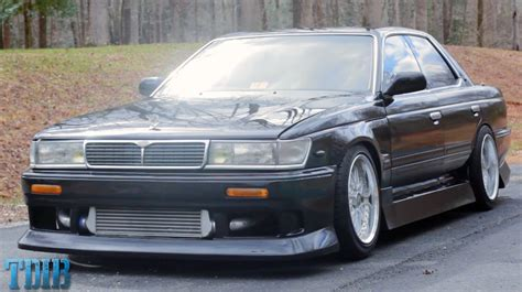 nissan jdm jdm style and skids nissan laurel review