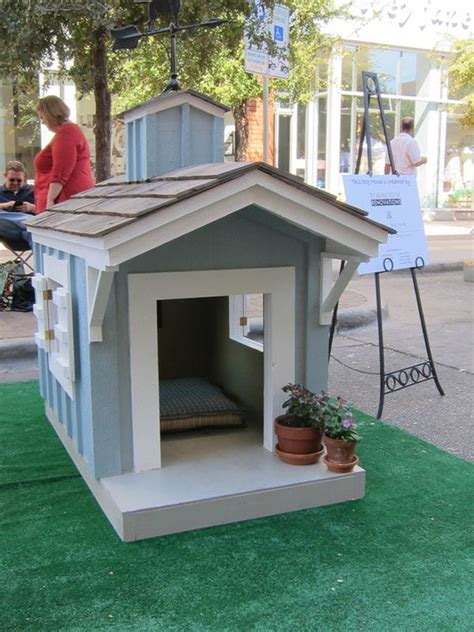Stylish Dog Houses For Pered Pooches