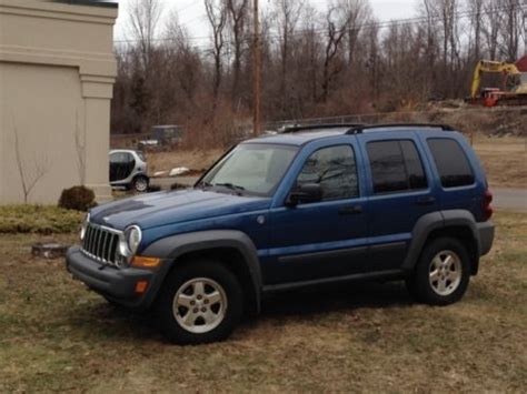 2005 Jeep Liberty Gas Mileage Find Used 2005 Jeep Liberty Crd Turbo Diesel 30 Mpg Low