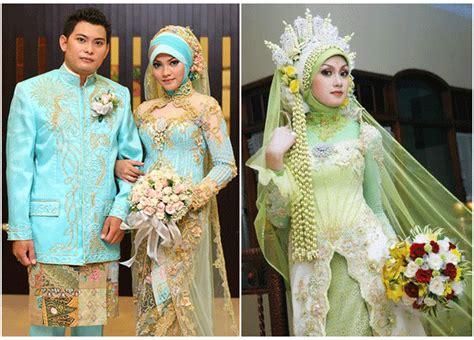 Manset Kaos Muslim By Kebaya Renil 20 kebaya muslim yang cantik cocok untuk pesta