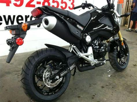 2014 honda grom sportbike for sale on 2040motos