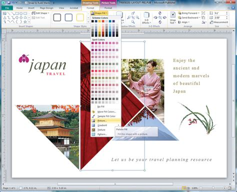 design magazine using microsoft publisher layout editing 171 graphic design ideas inspiration