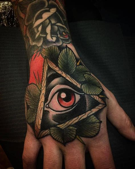 all seeing eye tattoo meaning 4 379 likes 11 comments tattoosnob tattoosnob on
