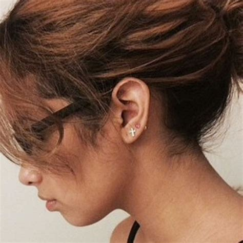 shay mitchell ear piercings shay mitchell ear piercings newhairstylesformen2014 com