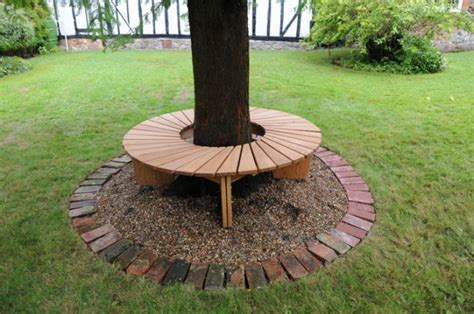 bench tree group llc 16 creative benches around the tree for memorable moments