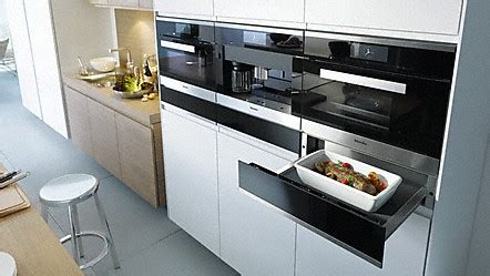 lade da incasso miele warming drawers for more versatility when cooking
