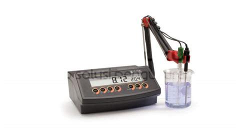 Macam Alat Ukur Ph alat ukur ph air instrument hi2210 solusi pengukuran