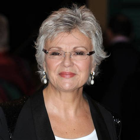 julie walters convinced home is haunted celebrity news