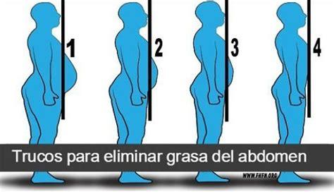 trucos  eliminar grasa del vientre   morir en el intento