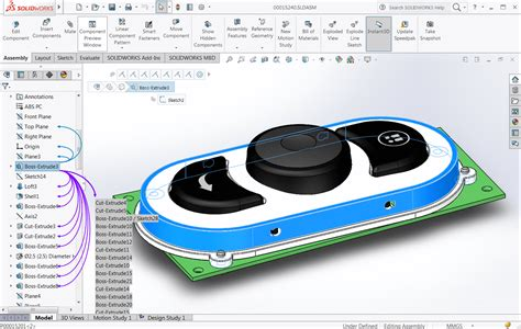 home designer pro 2016 user guide solidworks user interface in 2016
