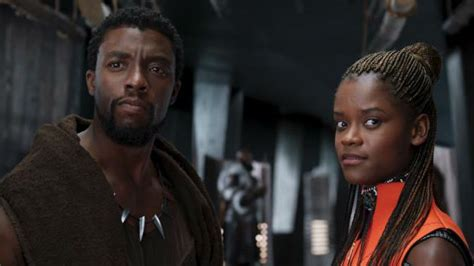 letitia wright college chadwick boseman and letitia wright dissect wbal radio