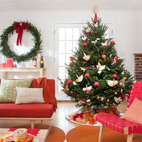 25 beautiful christmas tree decorating ideas