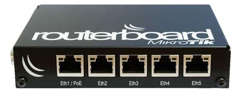 Router Mikrotik Rb450g jual harga mikrotik rb450g router 5 port 10 100 1000 lev 5