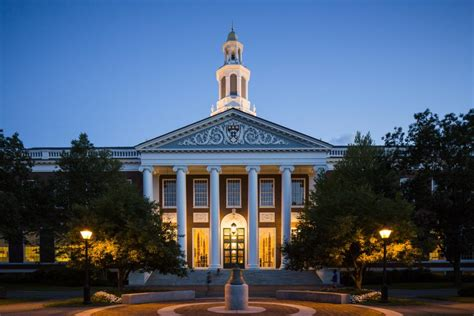 Harvard Business School Boston Mba by Harvard Business School And The Propagation Of Immoral