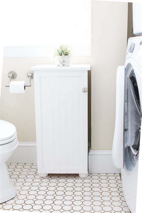 Beadboard Bathroom Cabinet (Build Plans)   Finding Silver