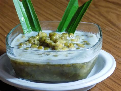 cara membuat bubur kacang hijau kelantan resep cara membuat bubur kacang hijau lezat youtube
