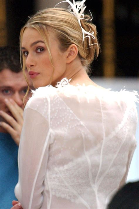 Do You Like Keira Knightly On September Vogue Cover by Keira Knightley Actually Wedding Hair Decoration