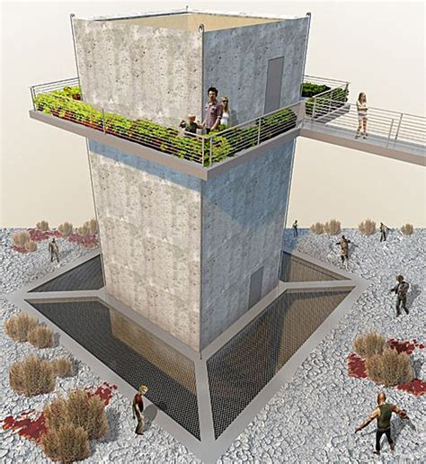 zombie house 17 best images about zombie proof homes shelters on