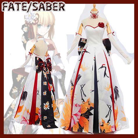 kimono pattern anime new anime fate grand order fgo saber kimono wedding