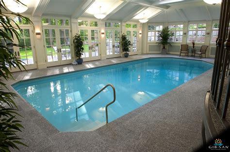 homes with indoor pools indoor pools gib san pools