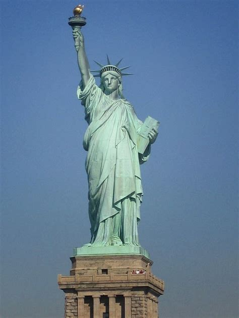 was the statue of liberty a gift from the people of france museum of world treasures 129 years ago the statue of