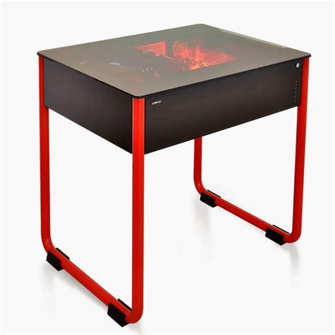 lian li pc case doubles as a desk