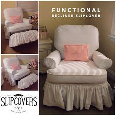 can you put a slipcover on a reclining sofa re covering a recliner no sewing necessary i really want