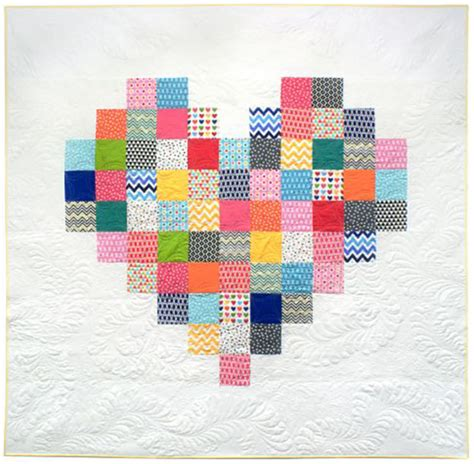 Easy Patchwork Quilt Patterns Free by You Ll These 18 Free Easy Quilt Patterns Diy