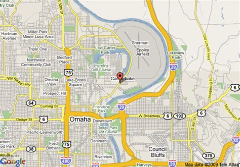 location map omaha ne map of candlewood suites omaha airport omaha