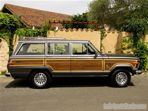 1989 jeep wagoneer for sale 1989 jeep grand wagoneer for sale 2 owner jeep wagoneer