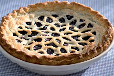 images of pie blueberry pie with a twist recipe king arthur flour