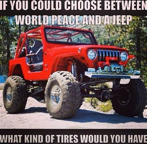 Jeep Wrangler Meme - jeep meme jeeps and memes on pinterest