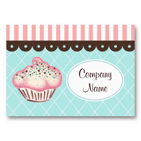 decorating cards 19 best cake decorating business cards images on