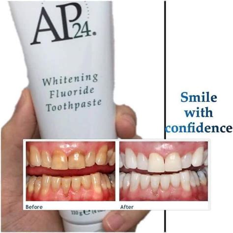 Nu Skin Ap24 Whitening Toothpaste new authentic nu skin nuskin ap 24 whitening fluoride