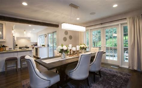 Dining Room Lighting On Property Brothers 1000 Images About House Kitchen Design On