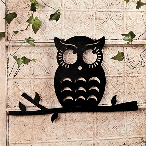 Owl Wall Decor by Home Decor Accents Decorations Accessories