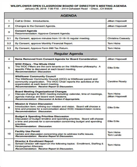 advisory report template change advisory board template pictures