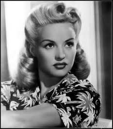 haircut in their late 40 1940s hairstyle hair ideas pinterest 1940s